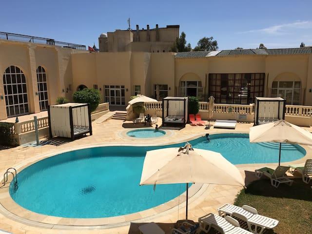 Appartement spacieux résidentiel - Yasmine Hammamet - Lejlighedskompleks