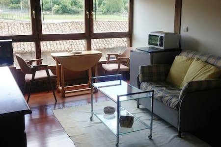 Tranquilo y cómodo apto.  en el valle de Iguña - Bárcena de Pie de Concha - Apartament