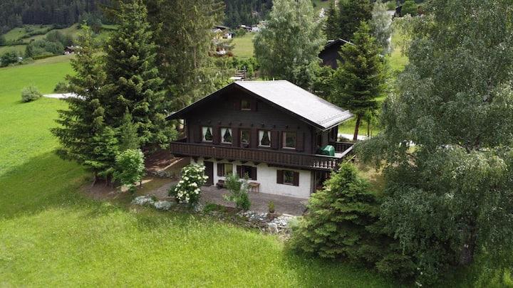 Ferienhaus im Mölltal am Großglockner -Ganzes Haus