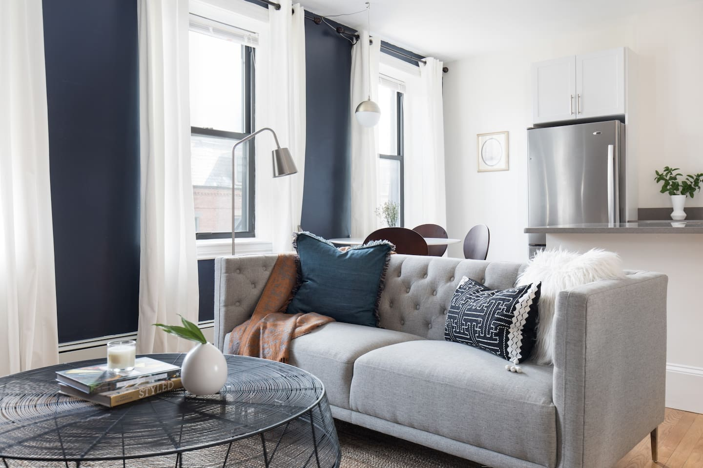Hip 2BR in South End by Sonder - Apartments for Rent in Boston ...