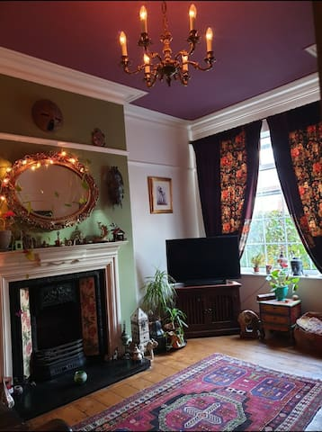 Cosy house in Edgeley. South manchester