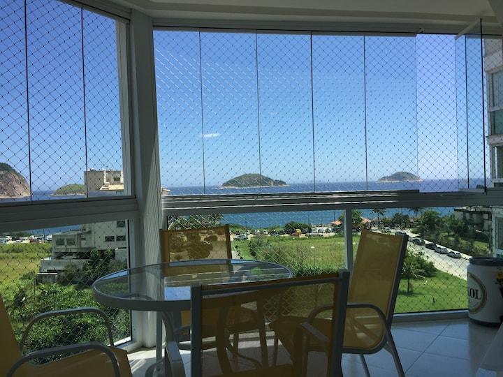 Apart Hotel na Praia de Camboinhas
