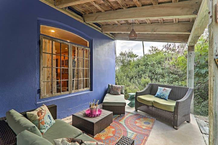 'Villa at Casa Mariposa!' offers 4 bedrooms, 4.5 baths, and sleeps 8 guests.