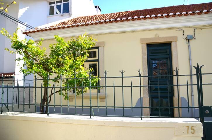 JULIA'S PATEO - Green House - Carcavelos - Byt