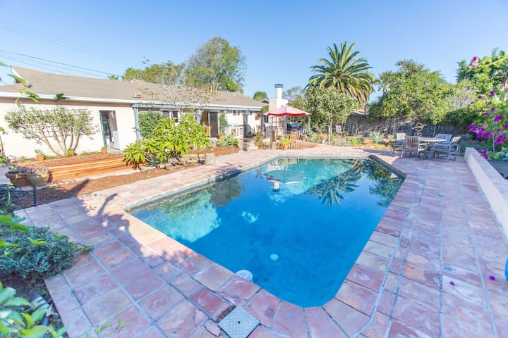 Adorable Garden Retreat, Cardiff by the Sea - Encinitas - Ev