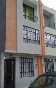 Habitacion muy cerca a la ciudad - El Rosal