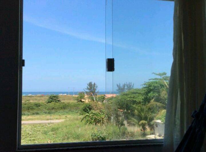 Apartamento Vista para o Mar - Praia de Itaipuaçu