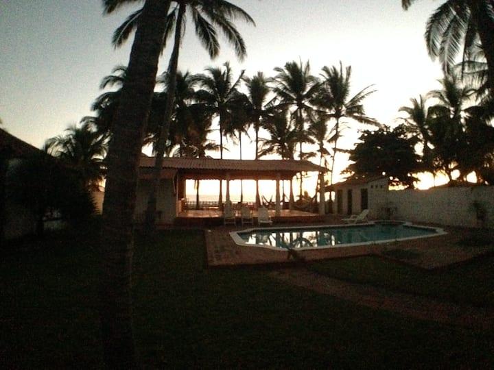 Las mejores puestas de sol!