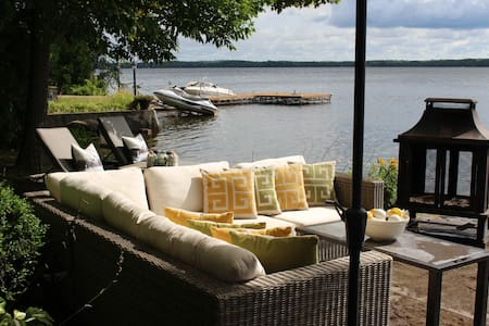 Peace, Serenity & Family Fun on Cameron Lake!