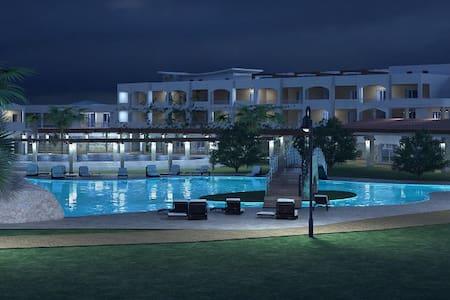 A relaxing week in a 4 star resort - Nova Siri - Huoneisto