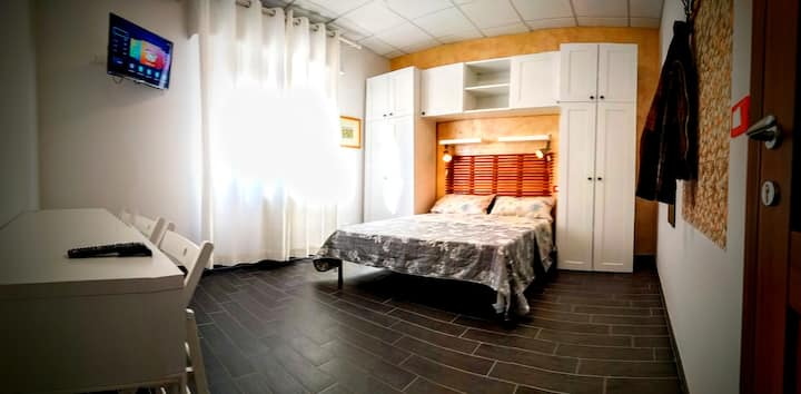 Camera doppia/tripla con bagno ad uso esclusivo