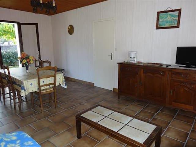 Maison dans quartier prive calme - La Faute-sur-Mer - Dům