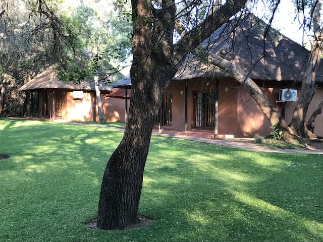 "Terrafou Game Lodge. ""Land Of Elephants"""
