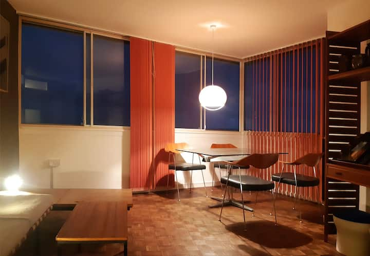 A 1960's Modernist Time Capsule