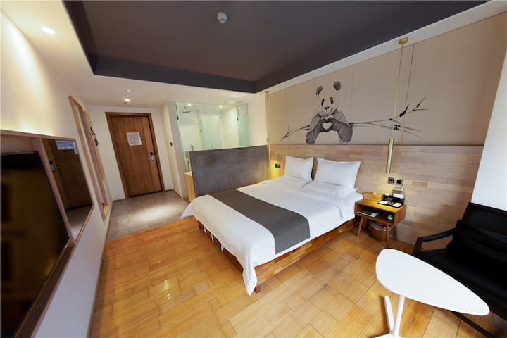 Superior Double Room - Chengdu - Bed & Breakfast