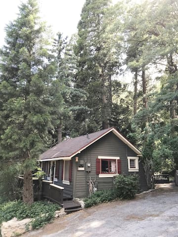 1930 Cozy One Bedroom Lake Arrowhead Cabin