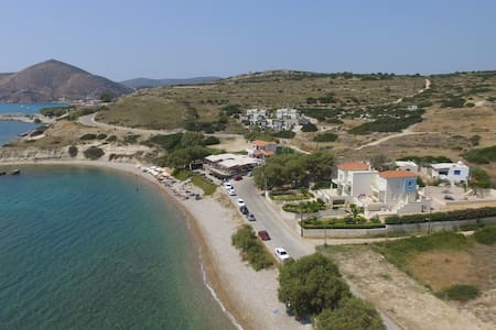 Beach appartment, Chios-Komi