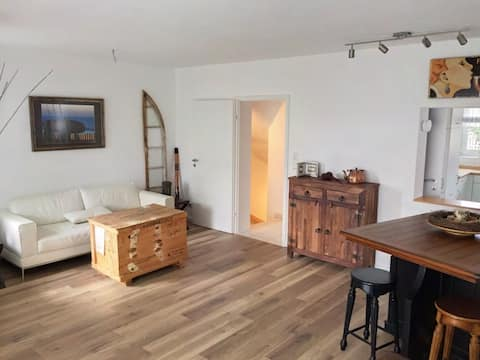 Welcoming two level apartment in Mandelbachtal