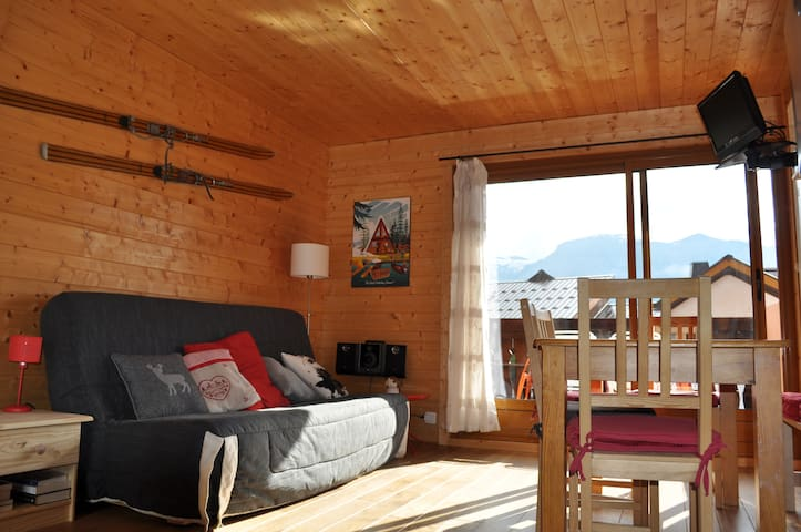 Appartement des Grands Vans - Arâches-la-Frasse - Wohnung