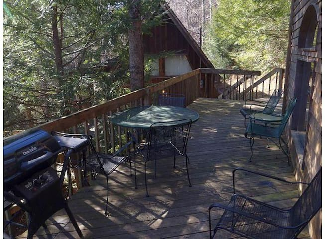 Middle-Fork-Lodge - Slade - Appartement