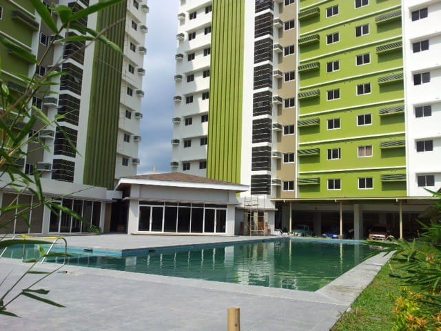 Fully Furnished Studio Unit Condominium