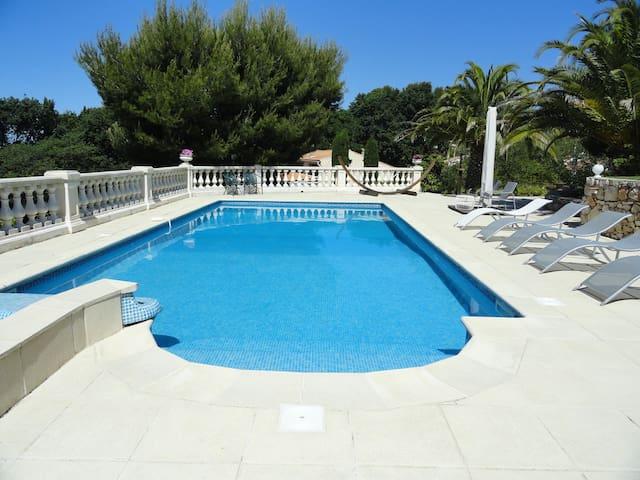 Maison indépendante vue mer - Sanary-sur-Mer - Hus