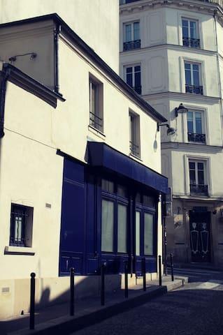 LA PETITE BOUTIQUE L140 - パリ - 一軒家