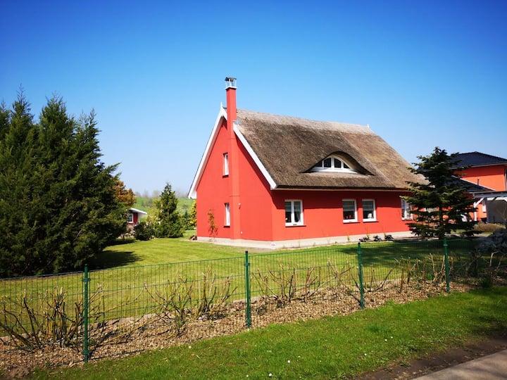 Haus am Lebbiner Bodden