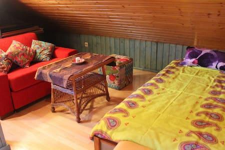 Cozy attic place - Varaždin