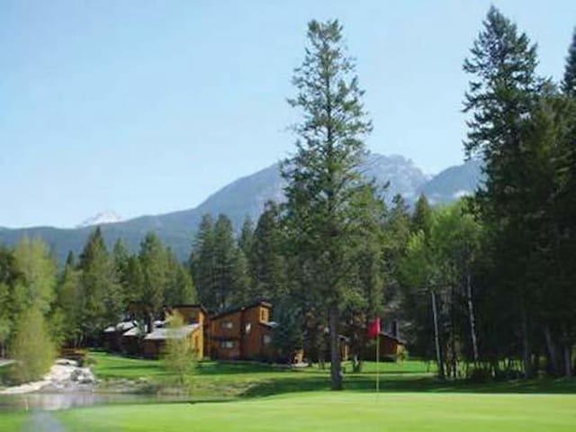 Fairmont Vacation Villas at MTside - Fairmont Hot Springs