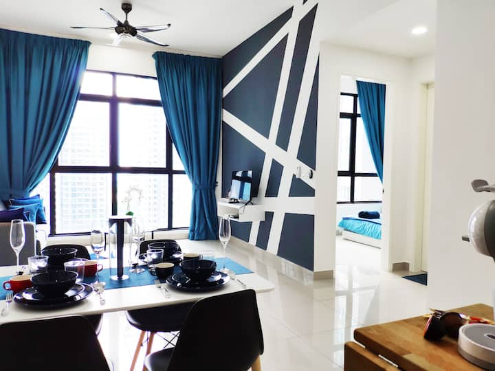 ★Mya's Stylish Modern Apartment ★IOI City Resort
