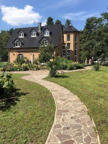 Penthouse Bernd im Waldschlösschen