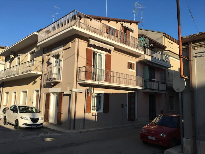 Casetta in via Cavour