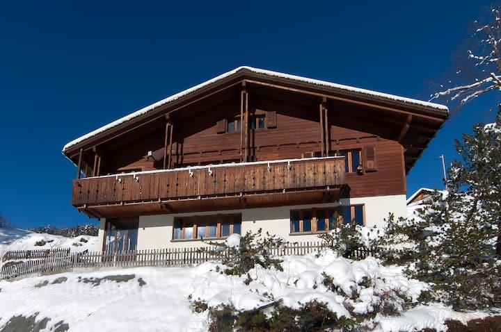 At the heart of Switzerland: Hasliberg Goldern