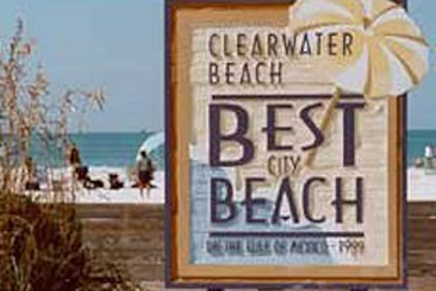 Voted Best Beach again for 2018 by Trip Advisor!!!