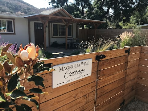 Magnolia Wine Cottage