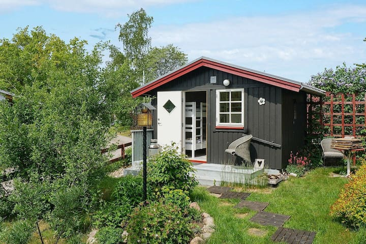 6 person holiday home in Hagby