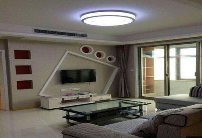 途中的家 - Taizhou Shi - อพาร์ทเมนท์