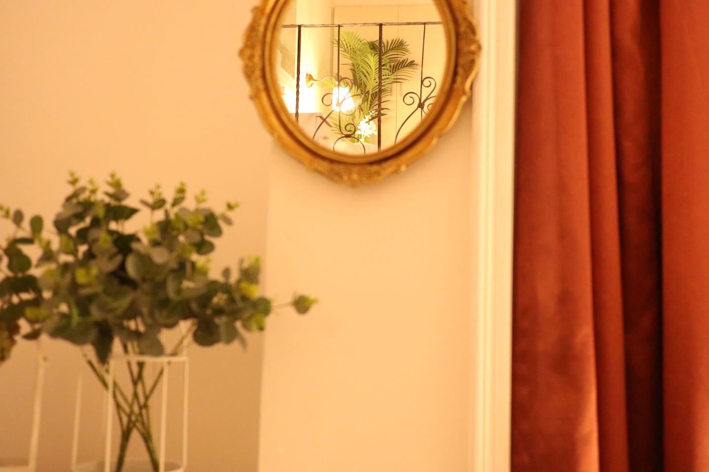 【Muses】市中心复式小洋房|春熙路太古里|宽窄巷子锦里