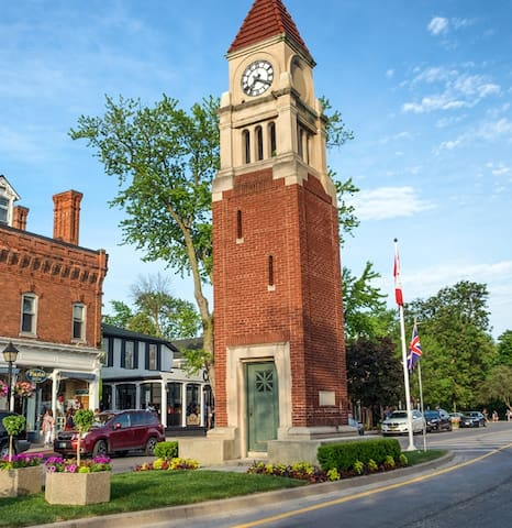Guidebook for Niagara-on-the-Lake