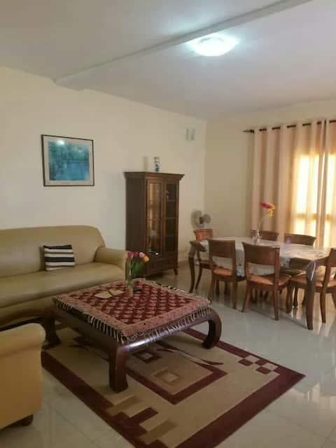 appartement meublé a  mbao