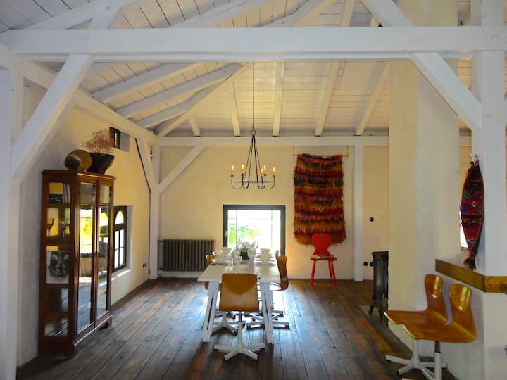 Eventlocation & Rooms in Cottage Park Sanssouci !
