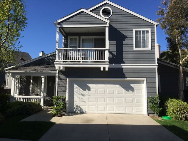 Cozy, Private Room on Quiet Cul de Sac - Aliso Viejo - House