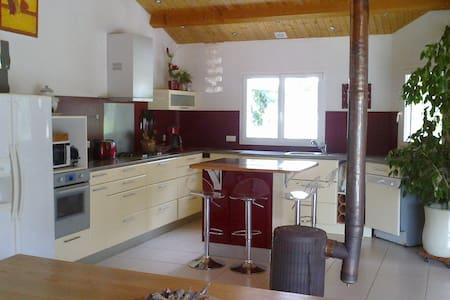 Maison à la campagne proximité de la mer - Talmont-Saint-Hilaire