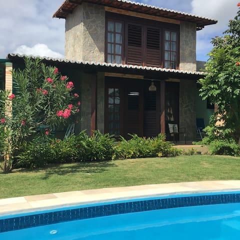 MARIA's BEACH HOUSE (PIPA NATUREZA CONDOMINIUM)
