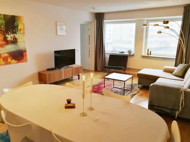 Best location for four in Sundbyberg!