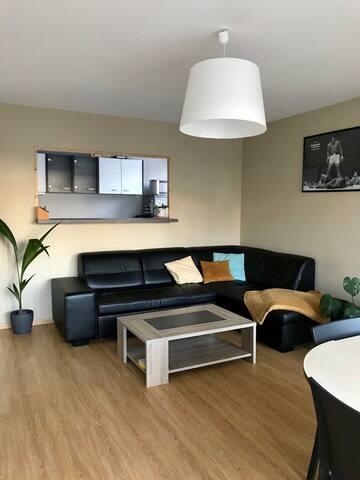 Appartement rénové 50m2