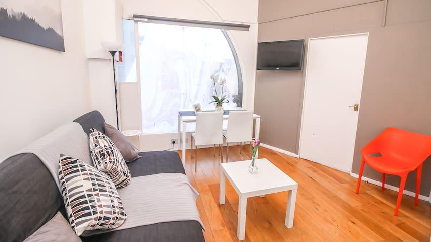1 bedroom Shoreditch Apartment near Liverpool St
