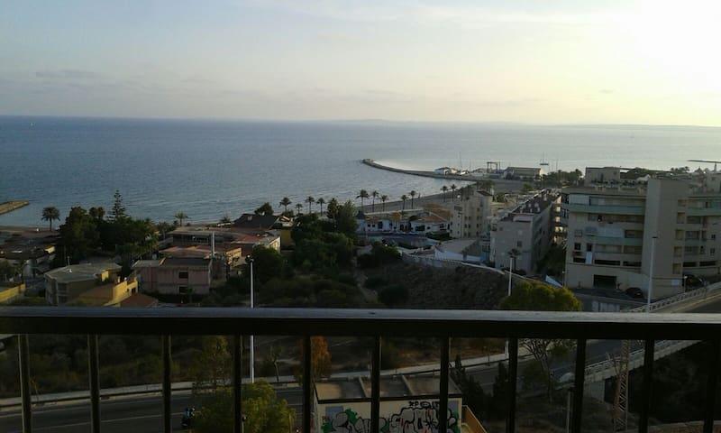 Apartamento en la playa - Santa Pola - Apartament
