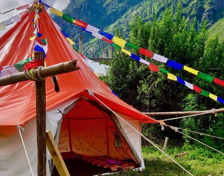 Shivaura Eco Camp & Homestay - Pulga